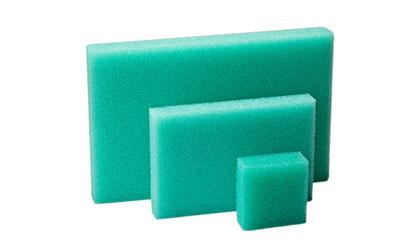 genadyne green size foam