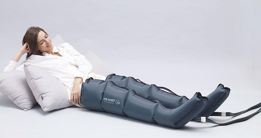 compression pumps legs