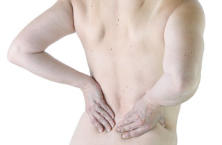 lymphoedema back
