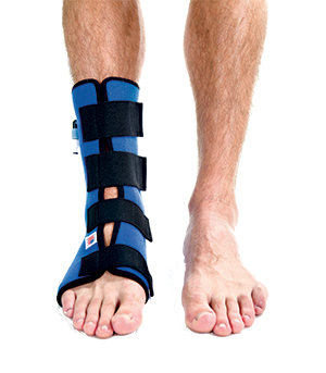 kinetec kooler ankle